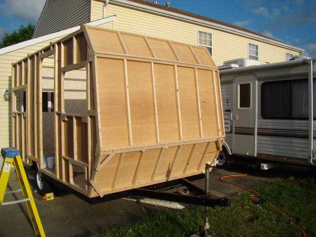 Home Built Truck Campers http://www.tractorbynet.com/forums/build-yourself/229112-home-built-truck-camper.html