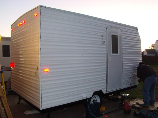 How to home build an RV that doesn't look like ass